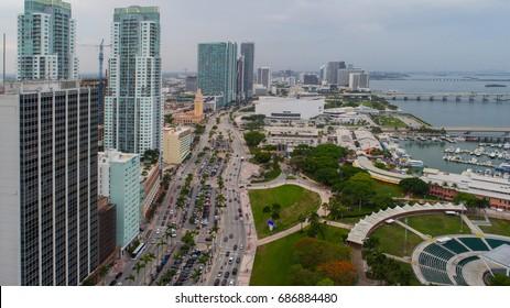 Biscayne Blvd  NE 20th Ter neighborhood of Miami, FL