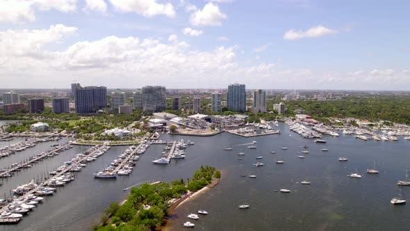 COCONUT GROVE neighborhood of Miami, FL